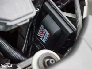 Nissan Tiida: управляет работой ГБО электроника STAG GoFast, которая благодаря своей простоте и функциональности практически не требует дополнительных настроек.Nissan Tiida: керує роботою ГБО електроніка STAG GoFast, яка завдяки своїй простоті та функціональності практично не вимагає додаткових налаштувань.