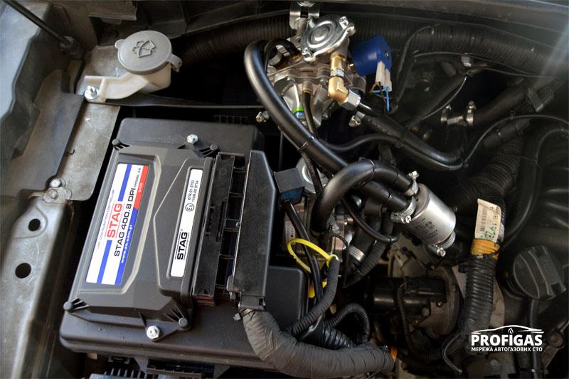 Infiniti QX56: STAG 400 DPI лучший вариант для мотора V8 (код VK56 VD).Infiniti QX56: STAG 400 DPI кращий варіант для мотора V8 (код VK56 VD).