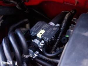 Датчик STAG PS-02 plus для контроля температуры и давления газа.