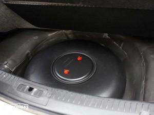 Mazda6: из обширного ассортимента в нишу запасного колеса был выбран тороидальный баллон Atiker на 48 л.Mazda6: з великого асортименту в нішу запасного колеса був обраний тороидальний балон Atiker на 48 л.