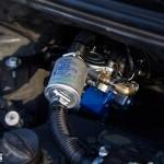 Mitsubishi Colt: для тонкой очистки газового топлива подаваемого к форсункам используется булпреновый фильтр.Mitsubishi Colt: для тонкої очистки газового палива що подається до форсунок використовується булпреновий фільтр.