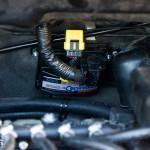 Mitsubishi Colt: управление газобаллонной системой возложено на электронный контроллер STAG-4 Q-BOX plus.Mitsubishi Colt: управління газобалонної системою покладено на електронний контролер STAG-4 Q-Box Plus.